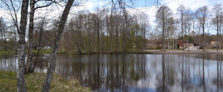 majoitus viro saarenmaa eesti kalastus uinti kesä syksy talvi kevät sauna